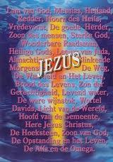 Namen_van_Jezus