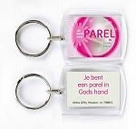 Sleutelhanger_je_bent_een_parel_rose
