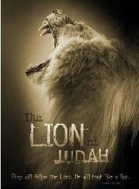 poster-Lion of Judah kl