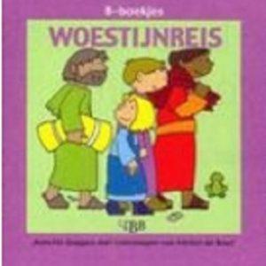 B boekje Woestijnreis