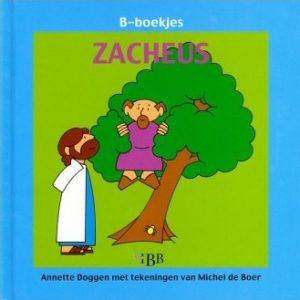 B boekje Zacheus
