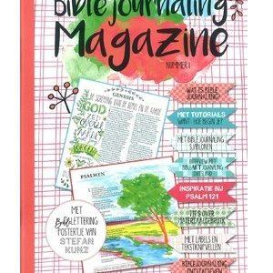 Biblejournaling magazine 1