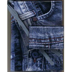 Bijbelhoes Jeans NBV