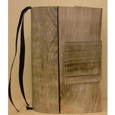 Uitzonderlijk Bijbelhoes tafelzeil - Hout - GoodbookshopGoodbookshop IJ71