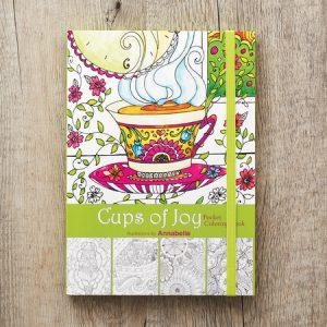 Cups of joy kleurboek