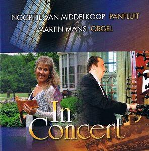 In Concert - Noortje Middelkoop