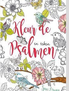 Kleur en teken de psalmen