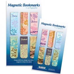 Magnetiche boekenleggers