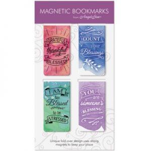 Magnetiche boekenleggers Blessed
